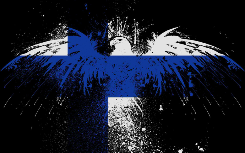 eagles flags Finland Wallpapers