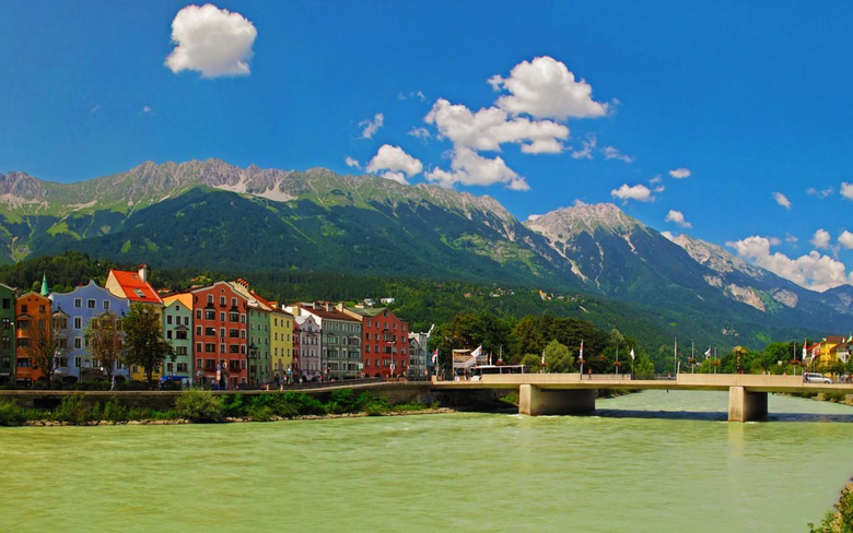 Innsbruck Austria wallpapers