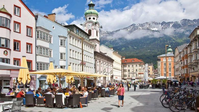 Innsbruck Wallpapers Widescreen Image Photos Pictures