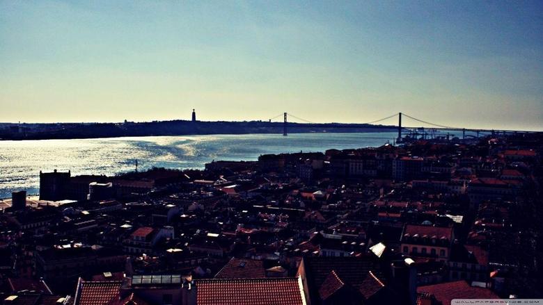 Lisbon Portugal HD desktop wallpapers High Definition