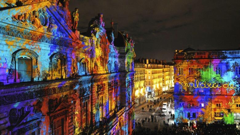 Festival france lyon fà te des lumià res lights wallpapers