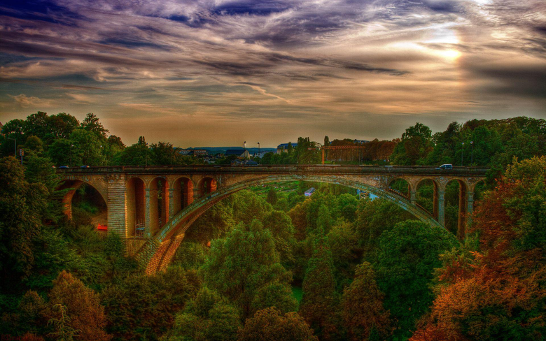Luxembourg Full HD Wallpapers and Backgrounds