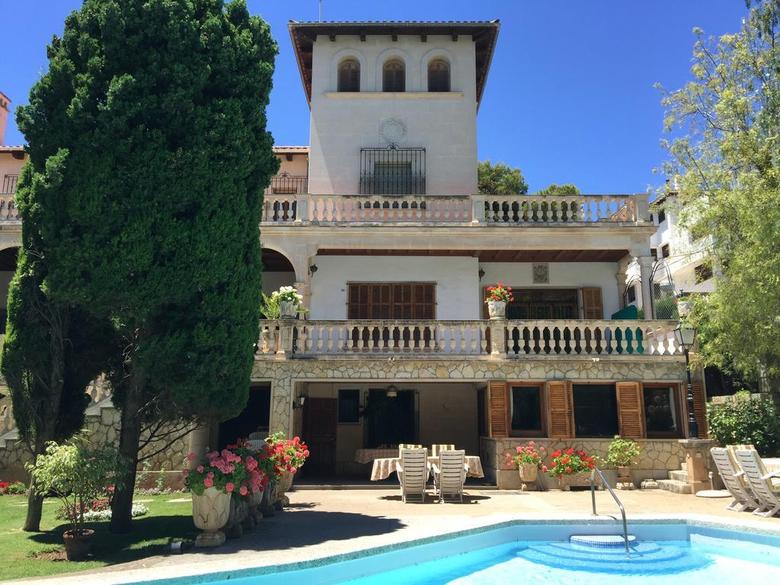 Villa Son Armadans Palma de Mallorca Spain