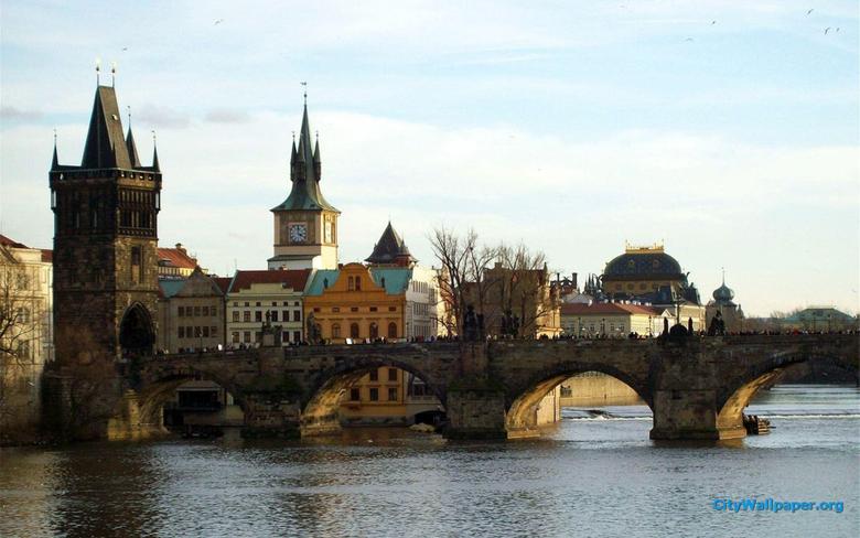 Charles Bridge Prague Wallpapers