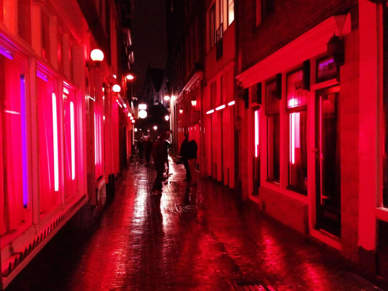 Inside Amsterdam s Red Light District