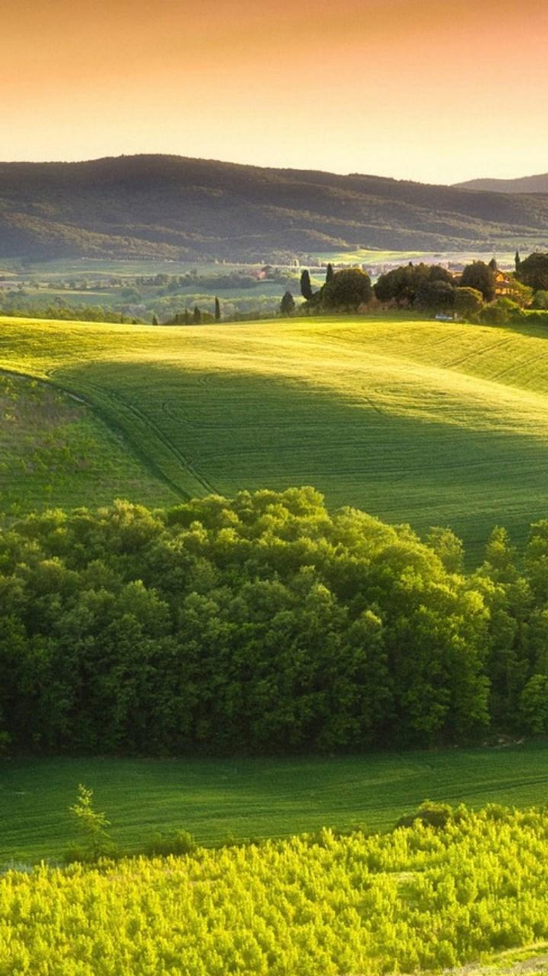 Tuscan Countryside Wallpapers