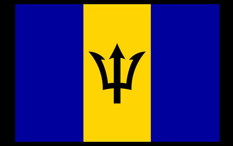 Flag Barbados Wallpapers