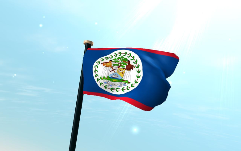 Belize Flag 3D Wallpapers for Android