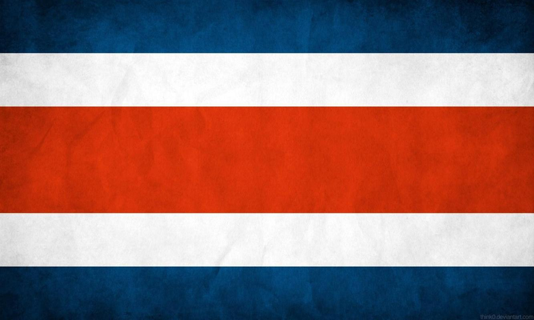 Costa Rica Flag Wallpapers for Android