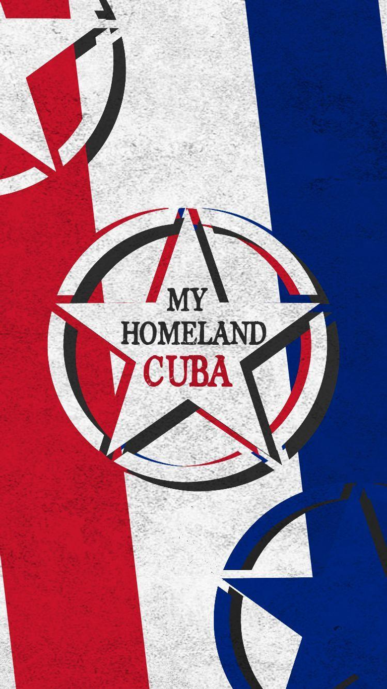 Cuba flag wallpapers iPhone