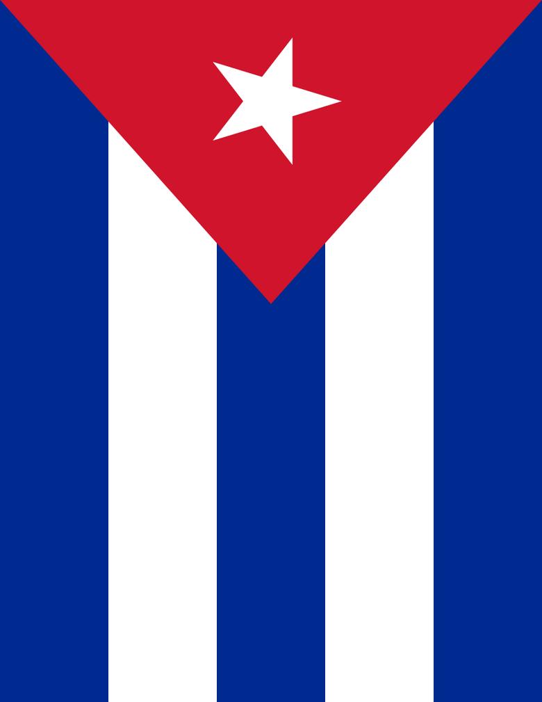 cuba flag full page