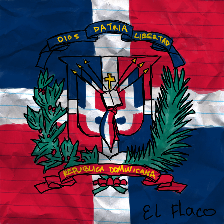 Dominican Flag Wallpapers