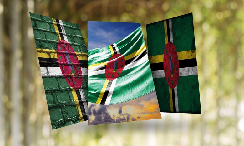 Dominica Flag Wallpapers for Android