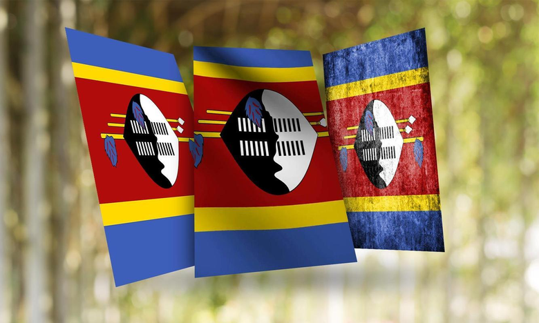 Swaziland Flag Wallpapers for Android
