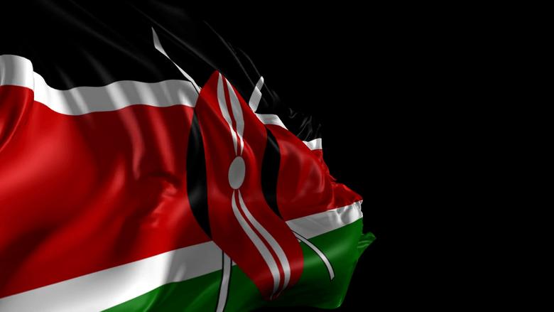 Kenyan flag png 7 PNG Image