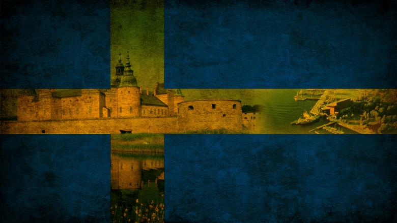 Swedish Flag Wallpapers