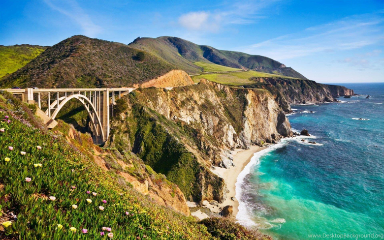 42 HD California Wallpapers For Desktop And Mobile
