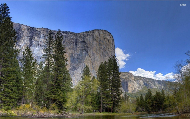 El Capitan mariposa california usa nature wallpapers