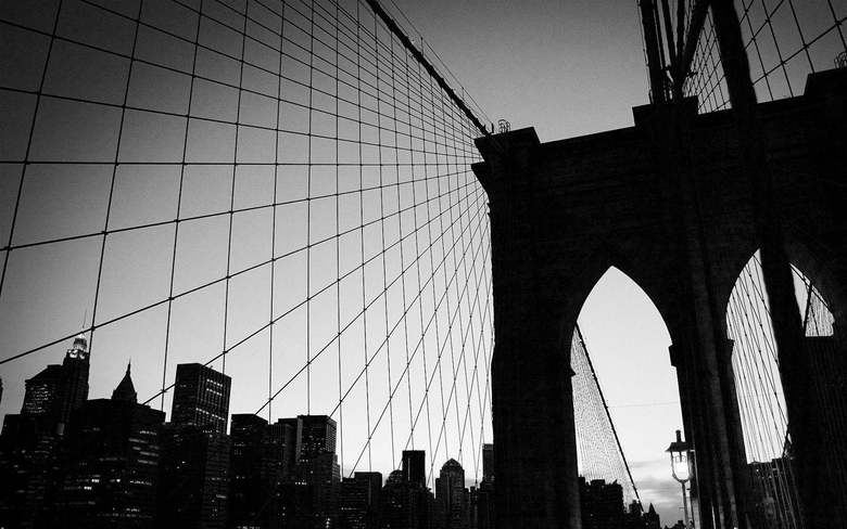 Brooklyn Bridge Computer Wallpapers Desktop Backgrounds 1440x900