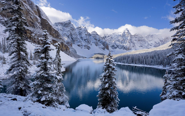 Best Canada Snow Wallpapers
