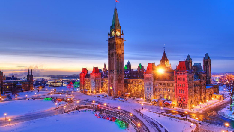 Parliament of Canada Wallpapers 10