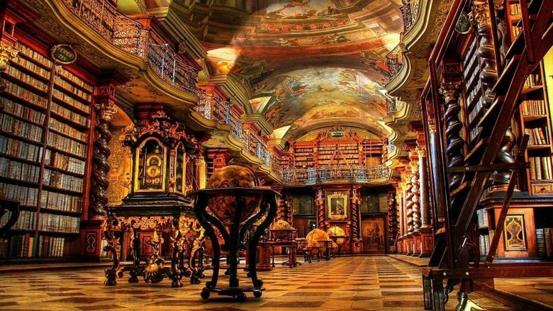 Cambridge University Library HD Wallpapers