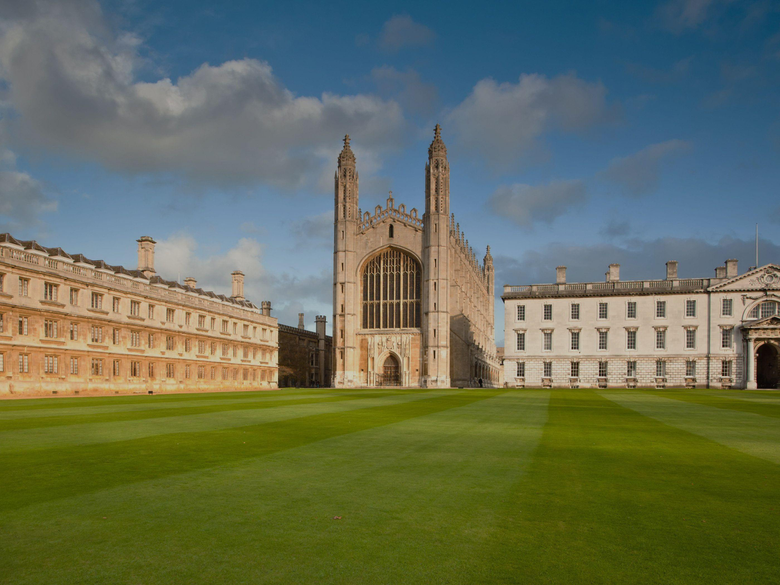 King College Cambridge England