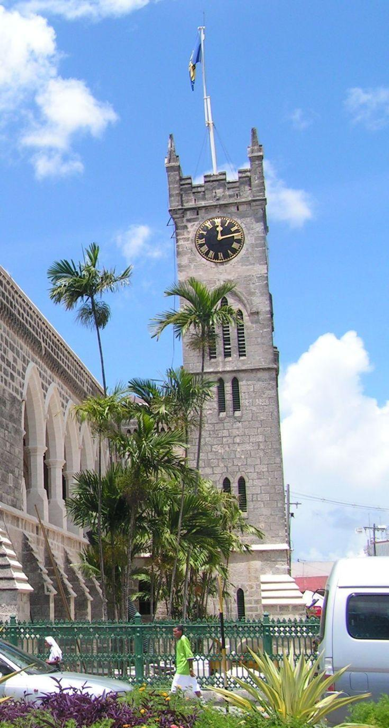 Hours in Barbados image