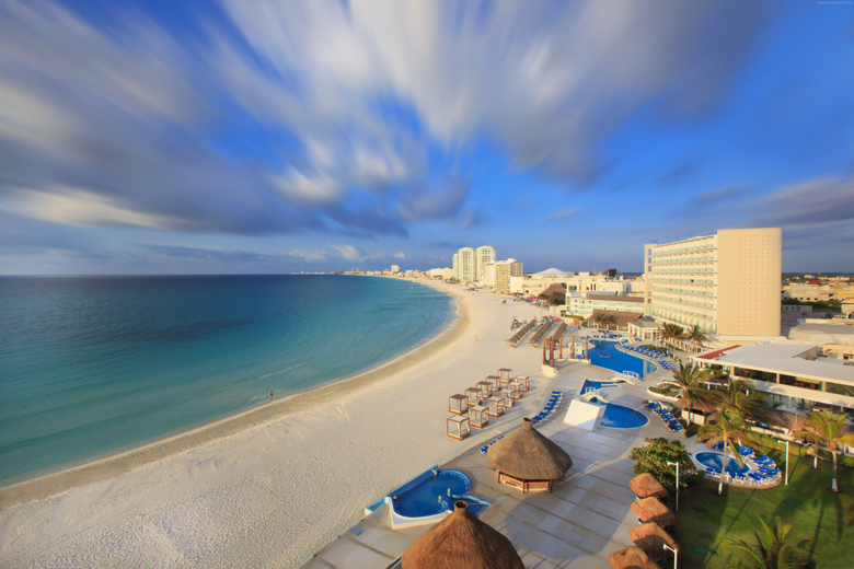 Wallpapers Cancun Mexico Best beaches of 2017 tourism travel