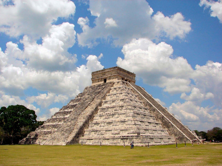 Chichen Itza HD Wallpapers Image Pictures Photos