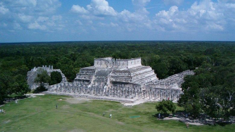 Kukulcán Pyramid Chichen Itza Wallpapers