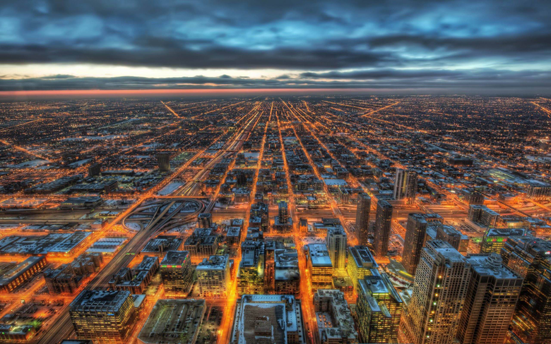 Cool Chicago Wallpapers 15683 2560x1600 px