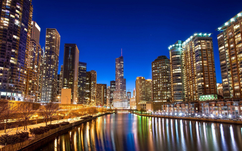 Chicago Computer Wallpapers Desktop Backgrounds 1920x1200 Id 426700