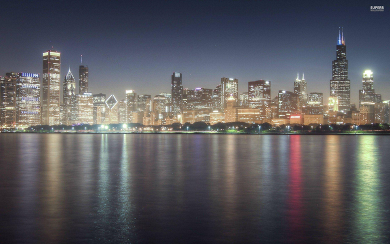 Chicago skyline wallpapers