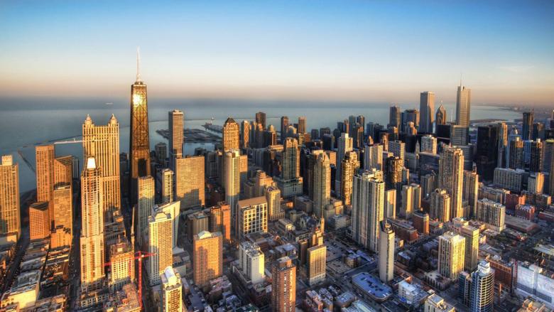 Wallpaper Chopper Chicago