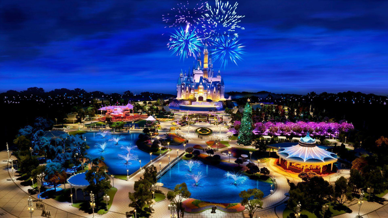 Disney Parks Wallpapers HD