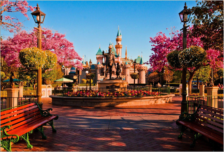 Disneyland HD Wallpapers Beautiful Collection