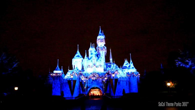 Disneyland Castle Wallpapers