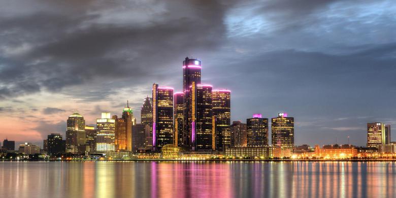 Detroit Wallpapers Desktop