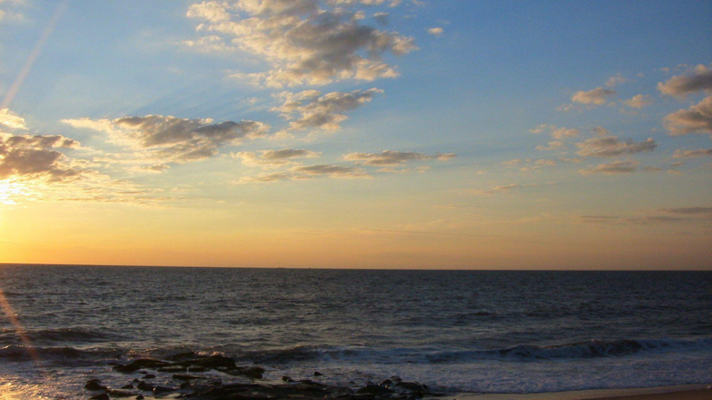 Wallpapers Tagged With Delaware Delaware Bethany Sunset Beach