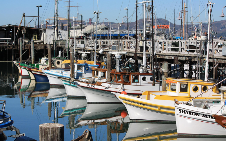 Fisherman s Wharf HD desktop wallpapers Widescreen High