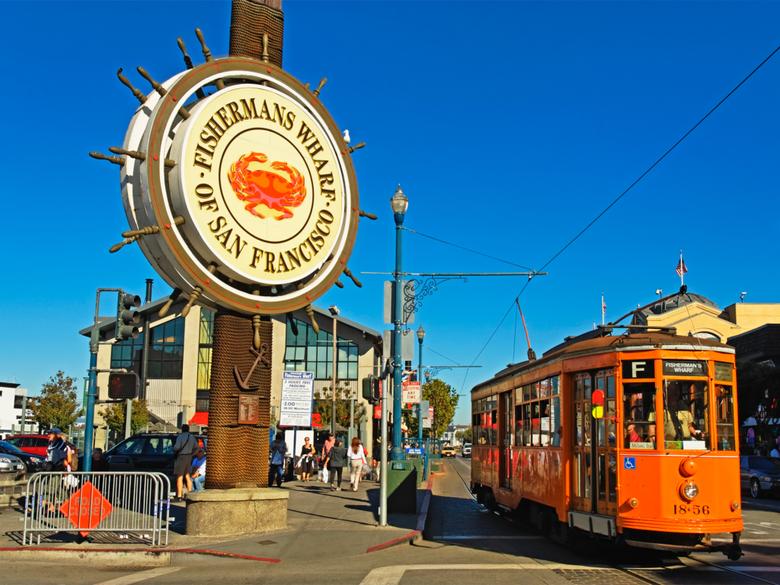 San Francisco Fisherman s Wharf HD Wallpaper Backgrounds Image