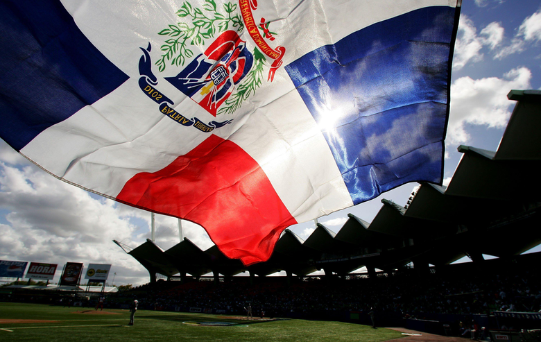 x1080px Dominican Republic Flag Backgrounds by Rick Eaton