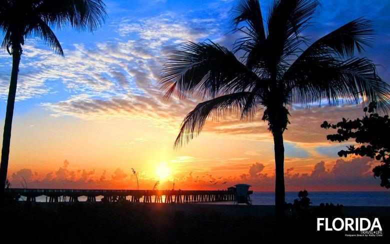 Florida Beach Desktop Wallpapers