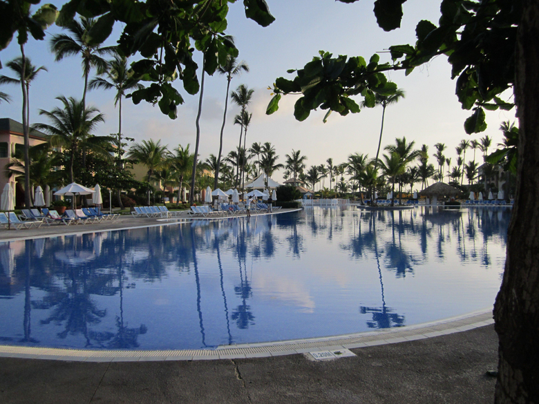 Beach Republic Water Pool Resort Dominican Hd Wallpapers