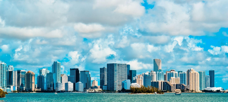 Wallpapers Miami Usa America Miami beach Sky Clouds