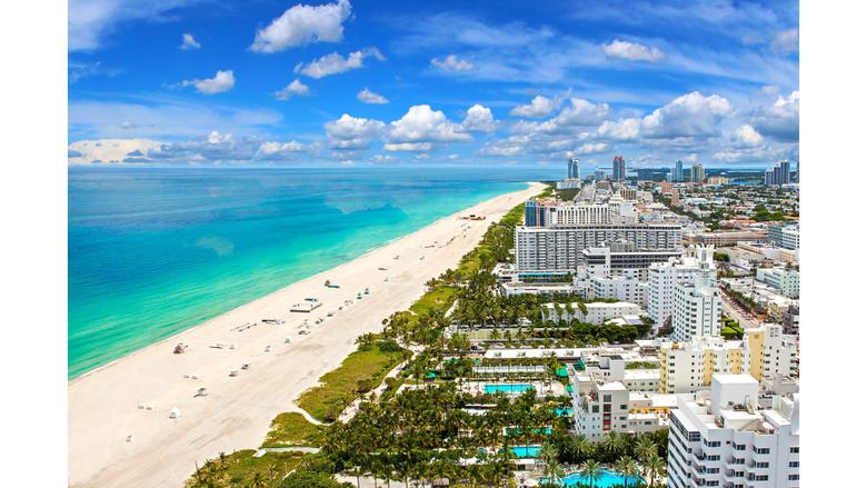 South Beach Miami Florida 4K Wallpapers
