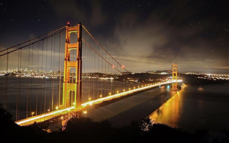 Golden Gate Bridge HD Wallpapers