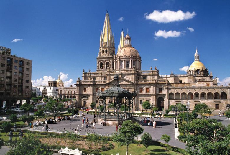 Guadalajara photos places and hotels