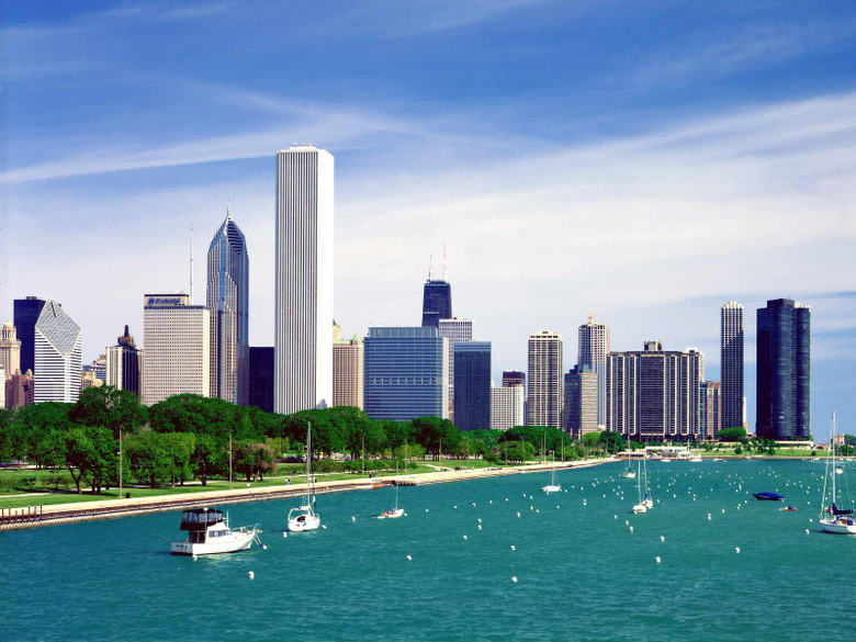 Chicago illinois hd wallpapers 3D
